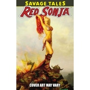 Savage Tales Of Red Sonja by Christos Gage, J. T. Krul, Joshua Ortega, Ron Marz, Michael Leib, Brian Reed, Michael Avon Oeming (Paperback, 2009)