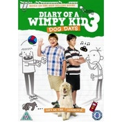 Diary Of A Wimpy Kid 3 Dog Days DVD