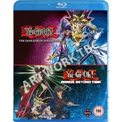 Yu-Gi-Oh! Movie Double Pack: Bonds Beyond Time & Dark Side of Dimensions Blu-ray