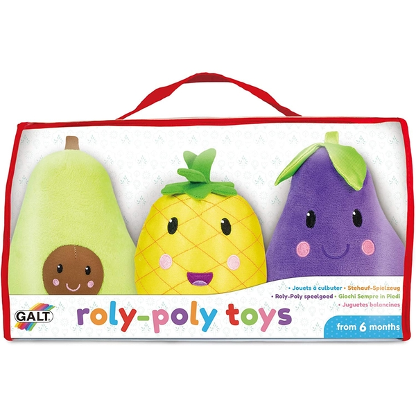 Roly-Poly Toys First Years Toy