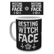 Witch Please - Resting Witch Face Mug