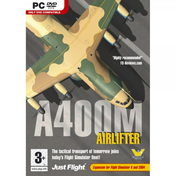 Airbus A400M Modern Airliner Collection Game PC - Image 1