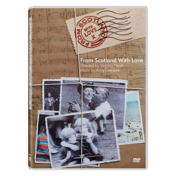 From Scotland With Love DVD