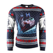 Star Wars - Tie Fighter Battle of Yavin Unisex Christmas Jumper X-Large - Image 3