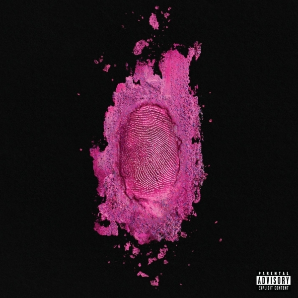Nicky Minaj - The Pinkprint CD