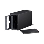 Buffalo LinkStation 220DE 2-Bay Diskless Network Storage Enclosure