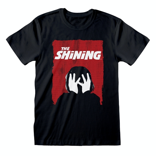 Image of Shining, The - Poster Unisex Small T-Shirt - Black