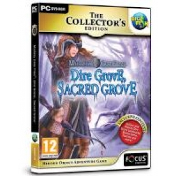 Dire Grove Sacred Grove Collectors Edition PC Game