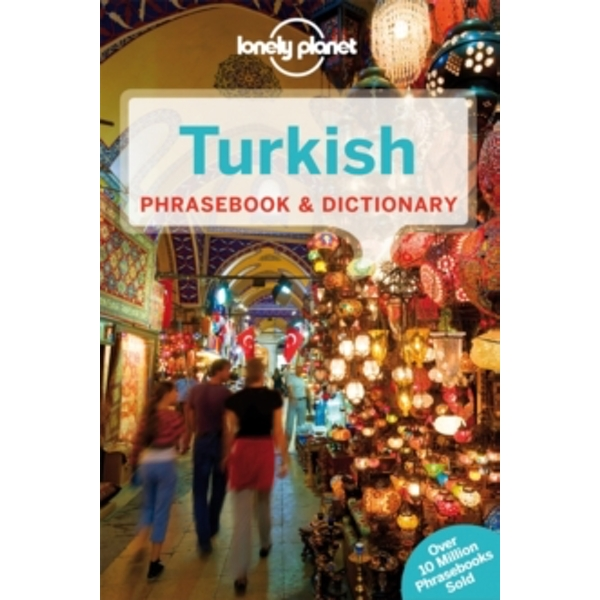 Lonely Planet Turkish Phrasebook & Dictionary by Lonely Planet (Paperback, 2014)