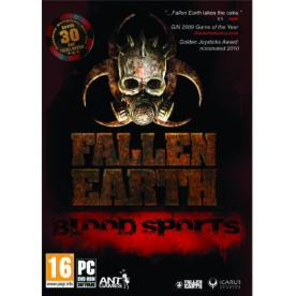 Fallen Earth Game PC