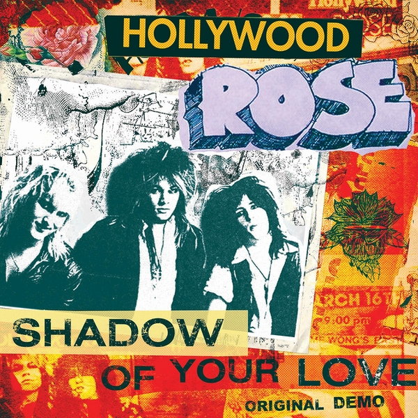 Hollywood Rose - Shadow Of Your Love/ Reckless Life Vinyl