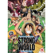 One Piece The Movie: Strong World DVD