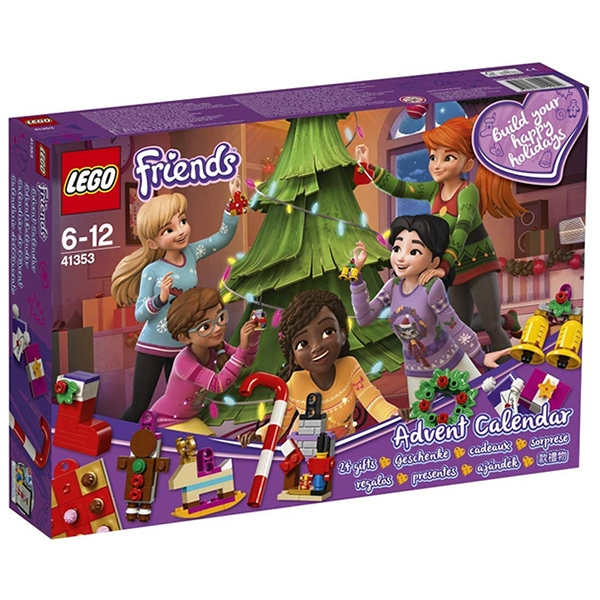 Lego Friends Advent Calendar 2018 (41353) - Image 1