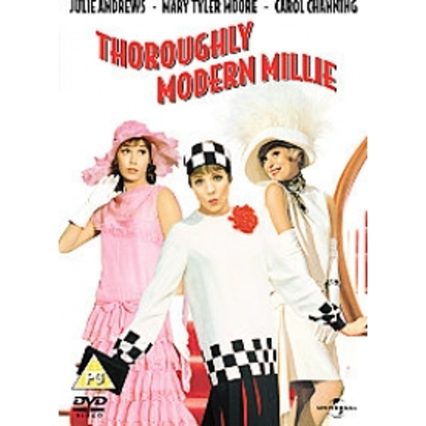 Thoroughly Modern Millie DVD