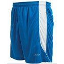 Precision Real Shorts 42-44 inch Royal/White