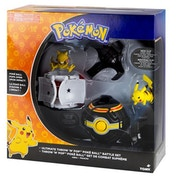 Pokemon Ultimate Throw N Pop Battle Set