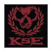 Killswitch Engage - Skull Wreath Standard Patch