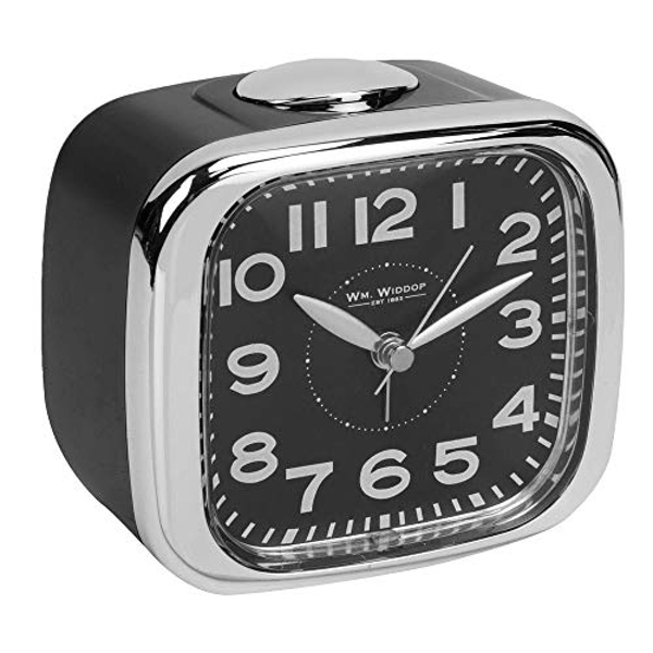 Bell Alarm Clock - Sweep Black