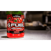 G Fuel Pewdiepie Lingonberry Tub (40 Servings) Elite Energy and Endurance Formula