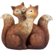 Fox Family Figure