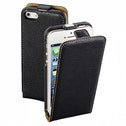"""Smart Case"" Flap Case for Apple iPhone 5/5s/SE, black"