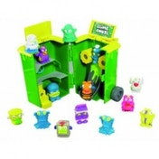 Trash Pack Trashie Can Playset Wheelie Bin