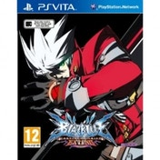 BlazBlue Continuum Shift Extend Game PS Vita