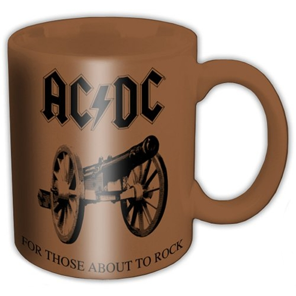 AC/DC - For those about to rock Boxed Standard Mug