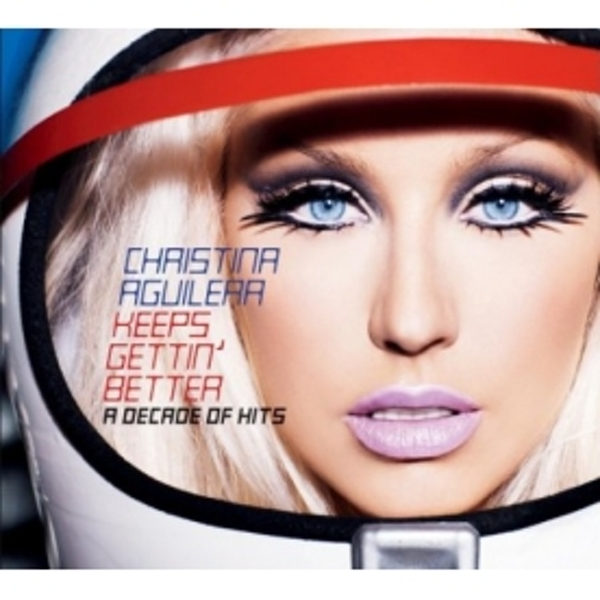 Christina Aguilera - Keeps Gettin Better: A Decade of Hits CD