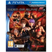 Dead Or Alive 5 Plus Game PS Vita