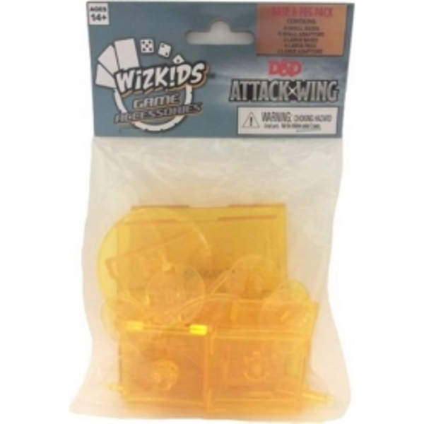 Dungeons & Dragons Attack Wing Base Set Yellow