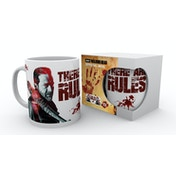 The Walking Dead Rules Mug