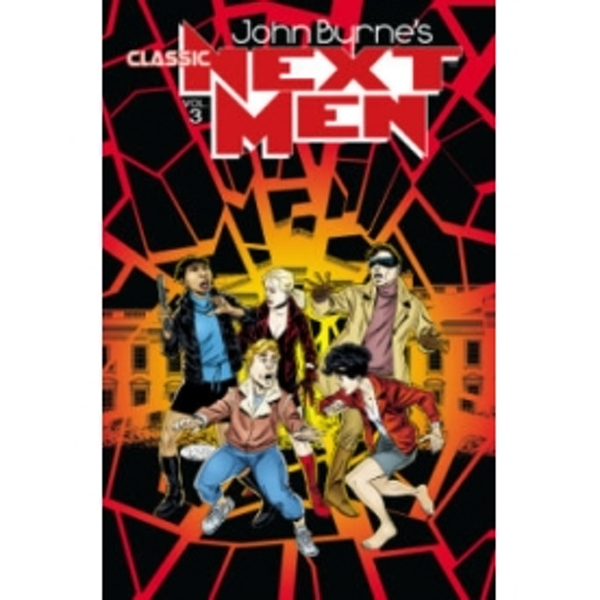 Classic Next Men Volume 3