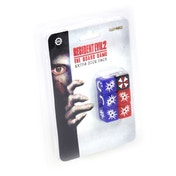 Resident Evil 2: Extra Dice Set Board Game