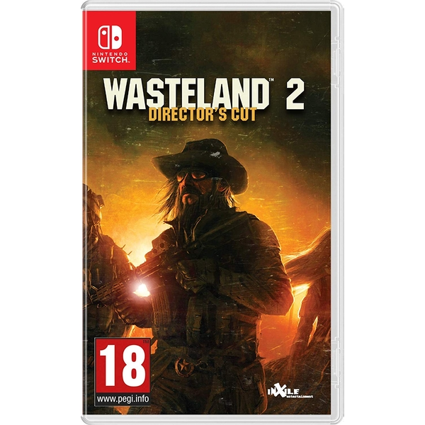 Wasteland 2 Director's Cut Nintendo Switch Game