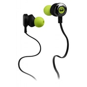 Monster Clarity HD High-Performance Earbuds - Neon Green