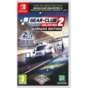 Gear Club Unlimited 2 Tracks Edition Nintendo Switch Game