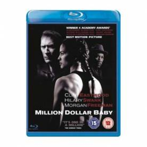Million Dollar Baby Blu-Ray Rental Blu-Ray - Image 1