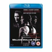 Million Dollar Baby Blu-Ray Rental Blu-Ray