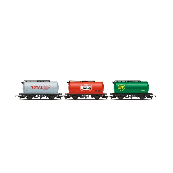 Petrol Tankers Hornby Various-Era 2/3 Model