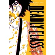 Deadly Class Deluxe Edition Volume 2: The Funeral Party Hardcover