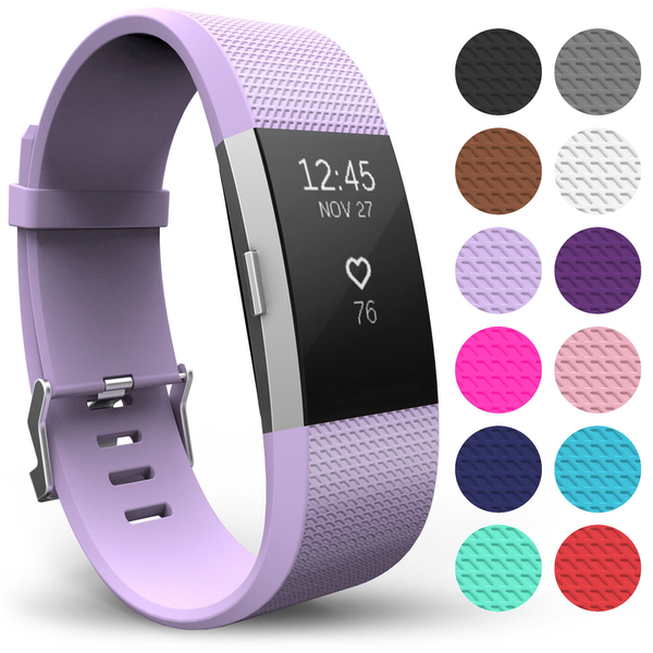 Yousave Activity Tracker Strap Single - Lilac (Large)