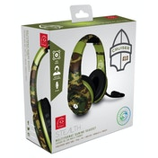 Stealth XP-Cruiser Woodland Camo Multi Format Stereo Gaming Headset