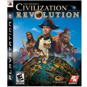 Sid Meier's Civilization Revolution Game PS3