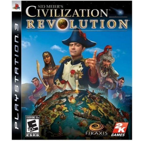 Sid Meier's Civilization Revolution Game PS3 (#) - Image 1
