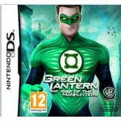 Green Lantern Rise of the Manhunters Game DS