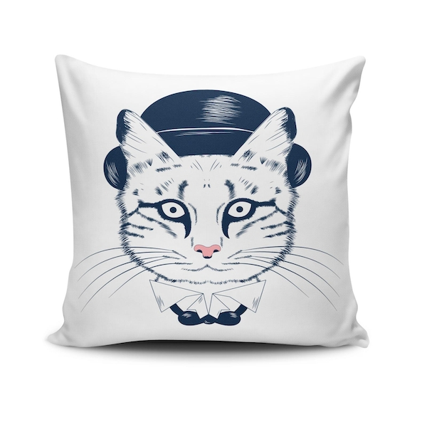 NKLF-404 Multicolor Cushion Cover