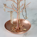 Tree Jewellery Display Stands Rose Gold | M&W - Image 4