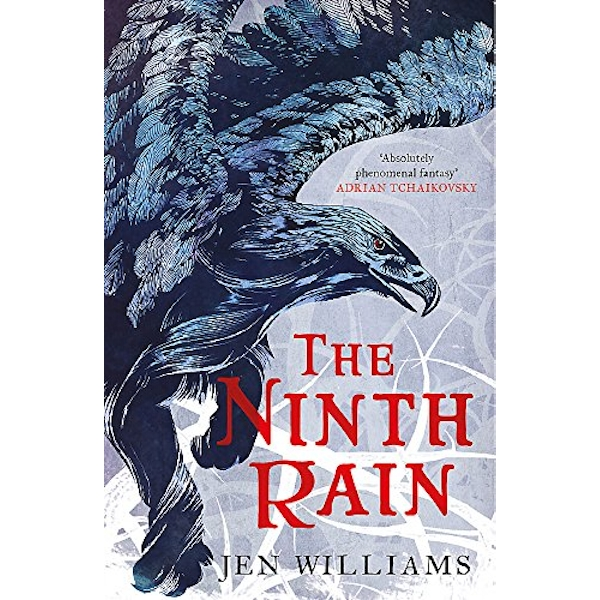 The Ninth Rain (the Winnowing Flame Trilogy 1) by Jen Williams (Paperback, 2017)