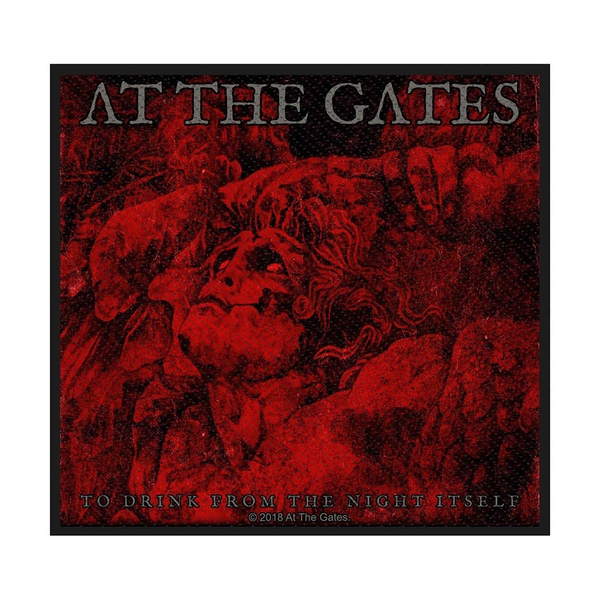 At The Gates - To Drink From the Night Itself Standard Patch